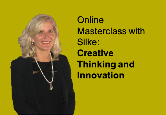 Creative Thinking and Innovation Masterclass, Problem Solving, Workshop, Training