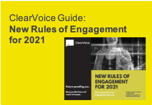 New Rules of Engagement for 2021