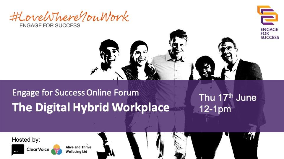 The Digital Hybrid Workplace