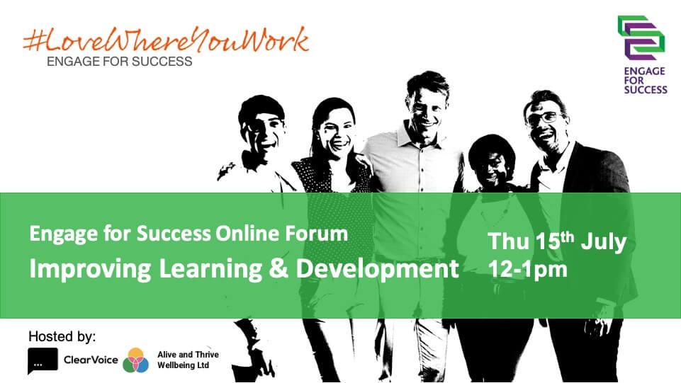 Improving Learning & Development
